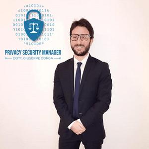 Giuseppe Gorga Insegnante Privacy GDPR Cyber Security- EuroFormation Scuola di Formazione Digitale e Corsi Online