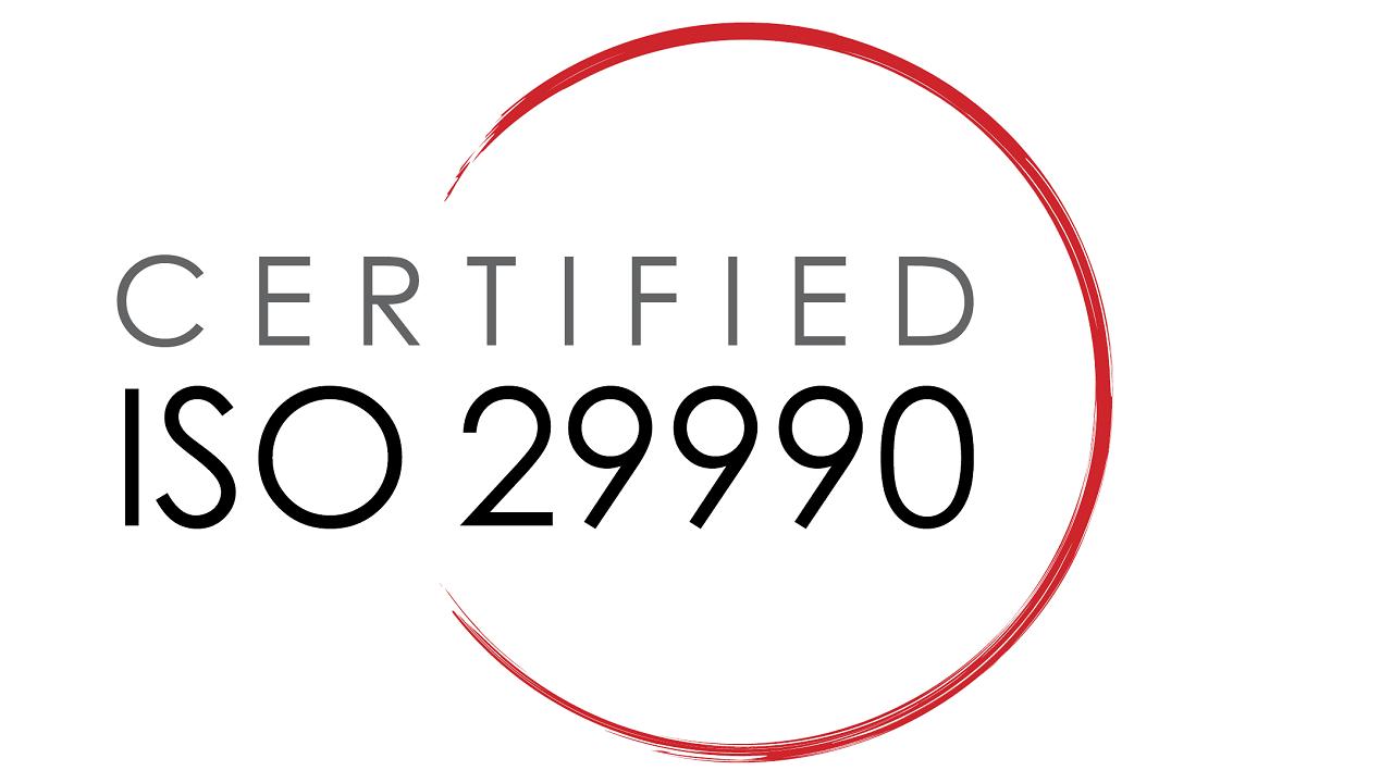 Corso di Formazione Auditor ISO 29990 - EuroFormation Scuola di Formazione Digitale e Corsi Online