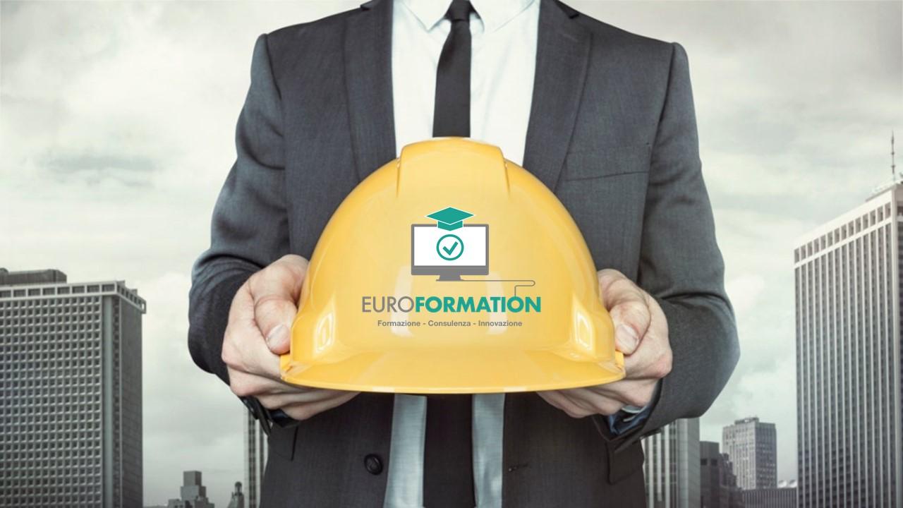 Corso di Formazione Sicurezza sul Lavoro - EuroFormation Scuola di Formazione Digitale e Corsi Online
