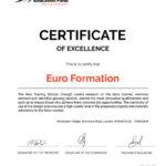 Certificato HIgher Education Fund - EuroFormation Scuola di Formazione Digitale e Corsi Online
