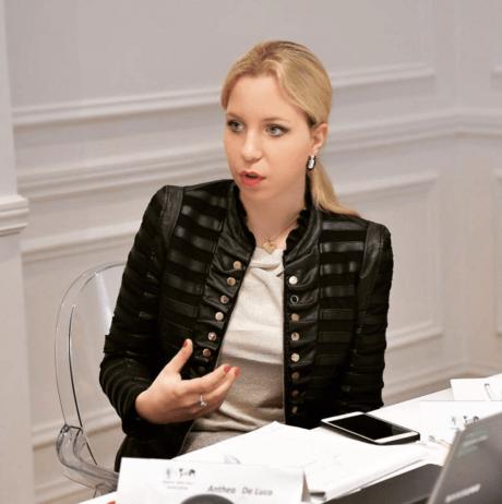 Dott.ssa Anthea De Luca Insegnante EuroFormation Scuola di Formazione Digitale e Corsi Online