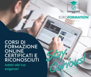 Euroformation corsi di formazione professionale