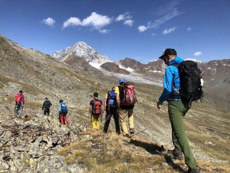 Lavorare come Guida Alpina